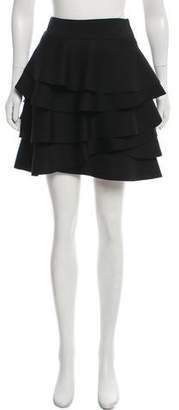 DKNY Ruffle Mini Skirt w/ Tags
