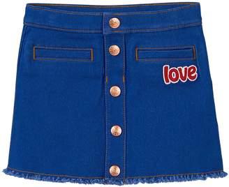 Crazy 8 Crazy8 Love Jean Skirt