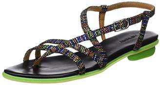 Audley Women's 19762 Sandals with Ankle Strap Size: 37