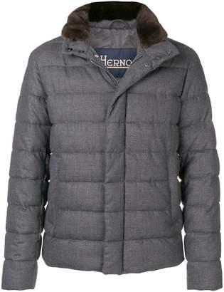 Herno loose padded jacket