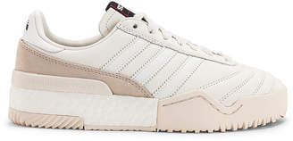 Alexander Wang Adidas By adidas by Soccer Ball Sneaker in Core White & Chalk Pearl   FWRD