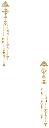 House of Harlow Astrea Drop Earring $95 thestylecure.com
