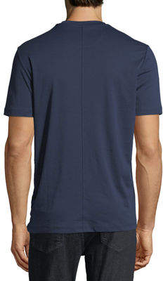 DKNY Men's Crewneck Pima-Blend Jersey T-Shirt
