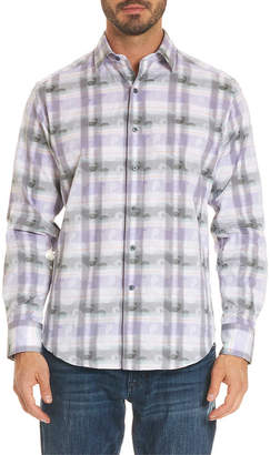 Robert Graham Malecon Classic Fit Woven Shirt