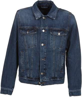 Kenzo Buttoned Denim Jacket