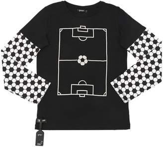 Yporqué Football T-Shirt W/ Acoustic Device