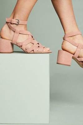 Splendid Barrymore Block Heel