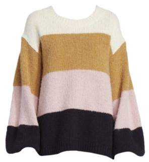 Acne Studios Kazia Stripe Knit