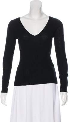Tocca Textured Wool Top