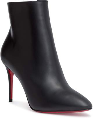 Christian Louboutin Eloise 85 black ankle boots