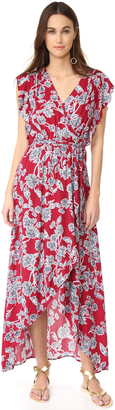 Splendid Etched Floral Dress $198 thestylecure.com