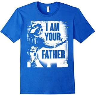 Star Wars Darth Vader Your Father Dad Spray Paint T-Shirt C1