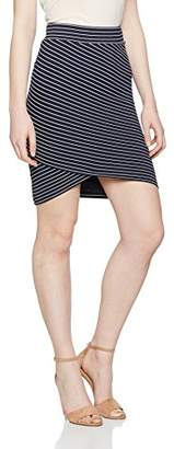 Tom Tailor Women's Mini Skirt,(Manufacturer Size: Medium)