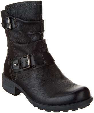 Earth Origins Leather Mid Boots - Patrice