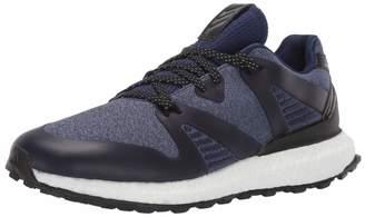 adidas Men's Crossknit 3.0 Golf Shoe Dark Blue/core Black/Night Metallic 10 M US