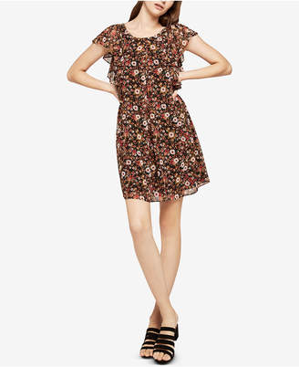 BCBGeneration Flutter-Sleeve A-Line Dress