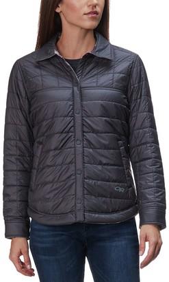 9e93fd4eed7 Outdoor Research Kalaloch Reversible Shirt Jacket - Women's