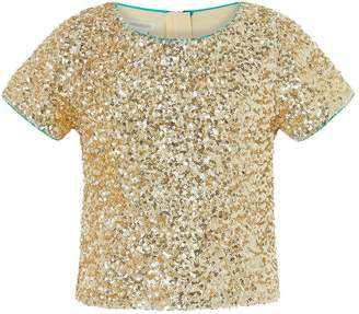 Monsoon Dawn Sequin Top