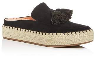 Kenneth Cole Gentle Souls by Women's Rory Platform Espadrille Mules