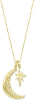 Kendra Scott Large Go Beyond Pendant Necklace