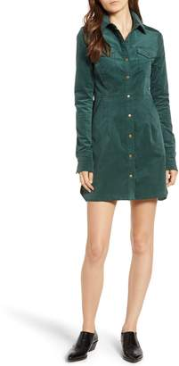 Free People Dynamite in Cord Minidress