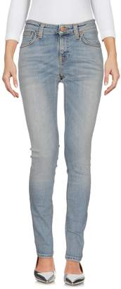 Nudie Jeans Denim pants - Item 42646621AT