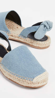 Cupcakes And Cashmere Jamille Flat Espadrilles