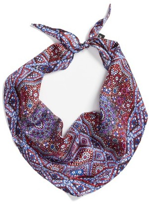 Echo Women's Medallion Diamond Silk Scarf