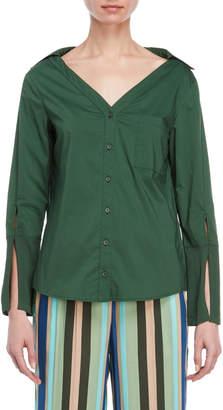 Liviana Conti V-Neck Shirt