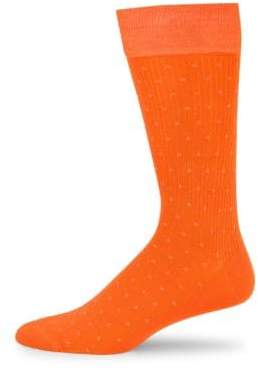 Saks Fifth Avenue COLLECTION Ribbed Socks