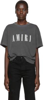 Amiri Black Logo Core T-Shirt