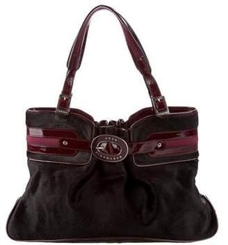 Anya Hindmarch Ponyhair Shoulder Bag