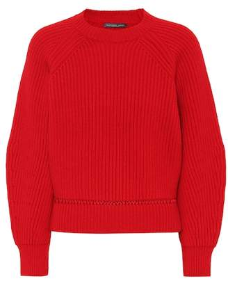 Alexander McQueen Wool and cashmere sweater