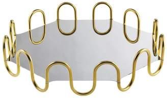 Sambonet Kyma Octagon Stainless Steel Tray