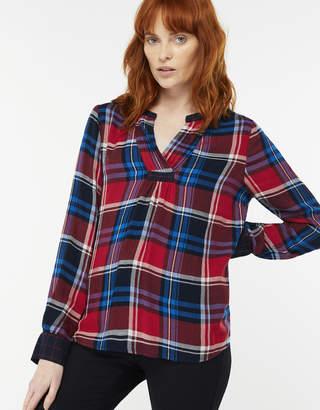 Monsoon Claudette Check Shirt