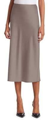 Alexander Wang Wash& Go Woven Midi Skirt