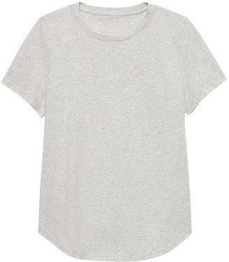 Banana Republic SUPIMA Cotton Crew-Neck T-Shirt