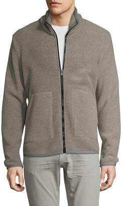 James Perse Yosemite By Heavy Polar Full Zip Jacket