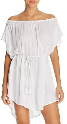 Echo Seaside Off-The-Shoulder Caftan