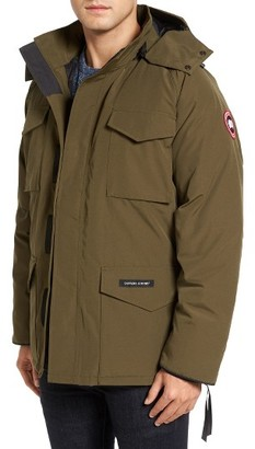 Men's Canada Goose 'Constable' Regular Fit Water Resistant Down Parka $750 thestylecure.com