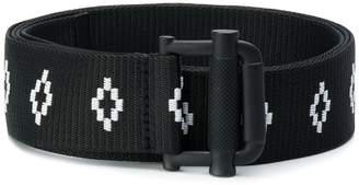 Marcelo Burlon County of Milan Cross belt