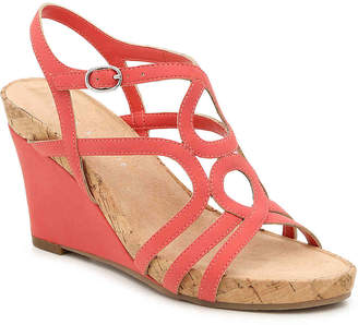 7850f23194 Kelly & Katie Plushin Wedge Sandal - Women's
