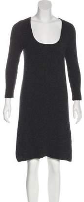 Calypso Cashmere Mini Dress