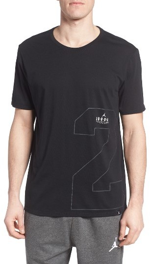 Men's Nike Jordan Front 2 Back Dri-Fit T-Shirt