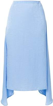Americana Sies Marjan Darby Silk Midi Skirt