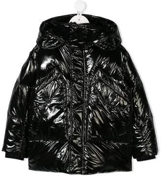 DSQUARED2 (ディースクエアード) - Dsquared2 Kids shiny padded coat