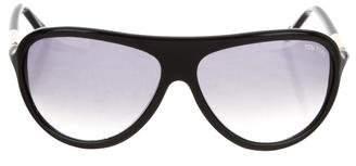 Tom Ford Aviator Gradient Sunglasses