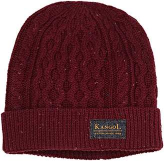 ... Kangol Headwear Men s Knep Cable Pull on Beanie 18366ff3dde1