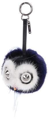 Fendi Birgami Qutweet Bag Bug Charm
