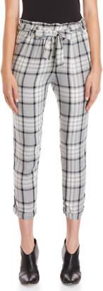 Bebop Plaid Flannel Pants
